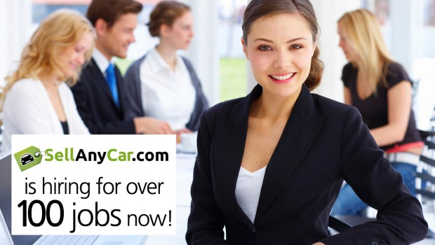 SellAnyCar.com is hiring for several positions.   Saygin ...
