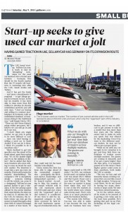 SellAnyCar.com - Gulf News