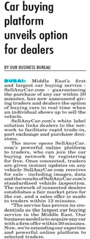 Buying A Car In Dubai And Registering In Abu Dhabi